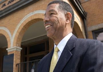 Mayor Lawrence F. Haygood, Junior