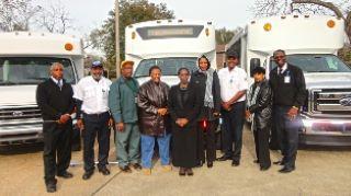 Senior Citizens Staff