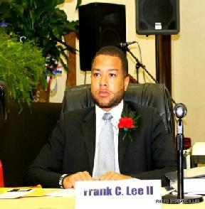The Honorable Frank Christopher Lee, II.